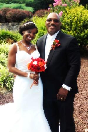 Carolyn & Clyde's Wedding