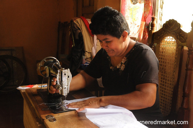 A Steady Hand - Masaya, Nicaragua