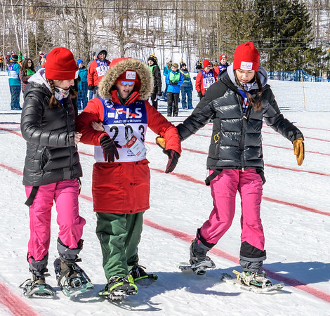 2019 Zack's Place Snowshoe Competition