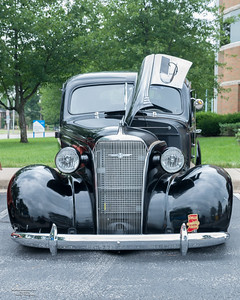 Easter seals Evansville iron Cruise In 2021