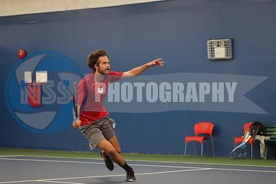 4.29.21 Queens College Men's Tennis vs. Concordia College (N.Y.)