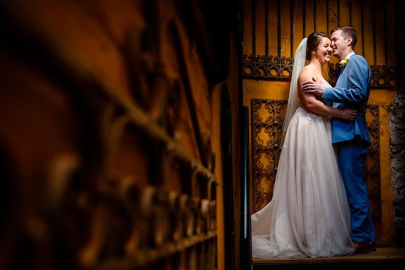Breanna & Brian's Wedding at The Artesano Gallery