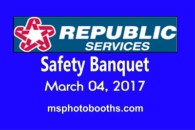 2017-03-04 Republic Services Banquet