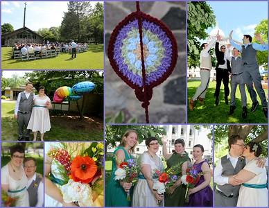 The Day Elizabeth & Eric Got Married 06.13.2015