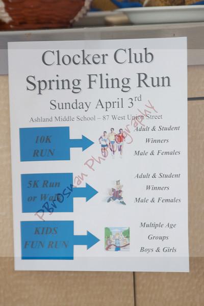 Ashland Clocker Club Pancake Breakfast 2/6/11