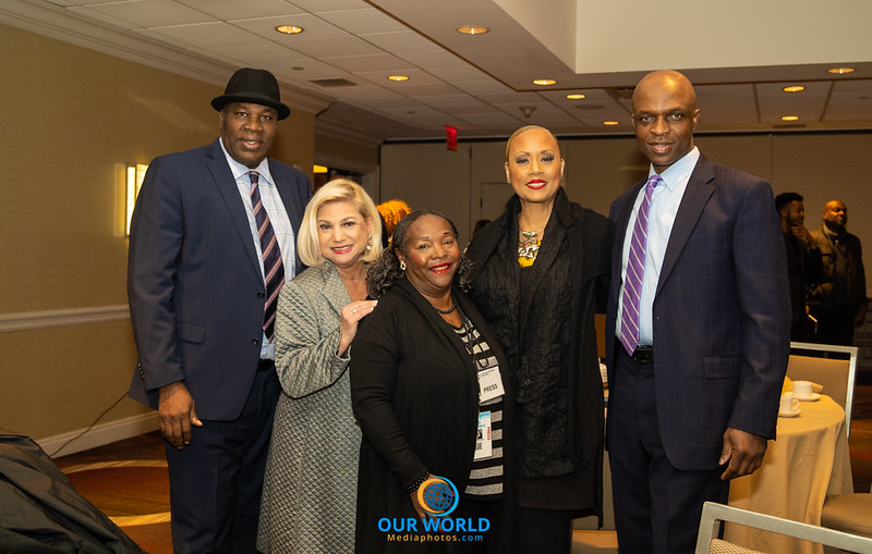 The 22nd Annual Rainbow PUSH Wall Street Project Economic Summit (2.21.19)