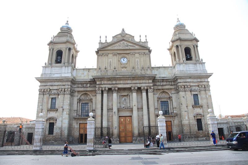 Kościół na głównym placu
