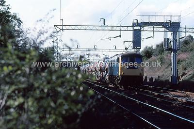 Class 81 Electric Locomotives