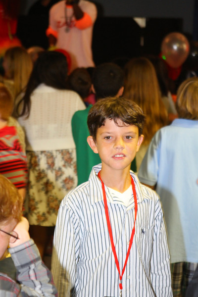 Adam's 5th Grade Graduation