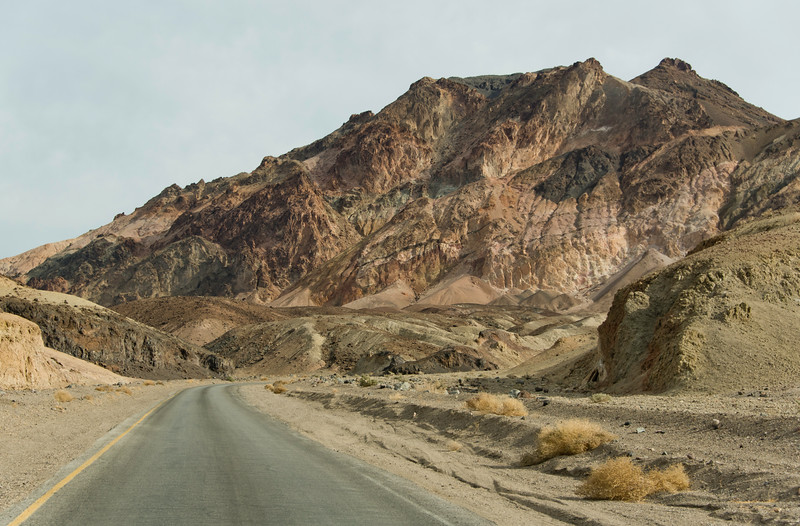 Artists Palette Rd, Death Valley NP