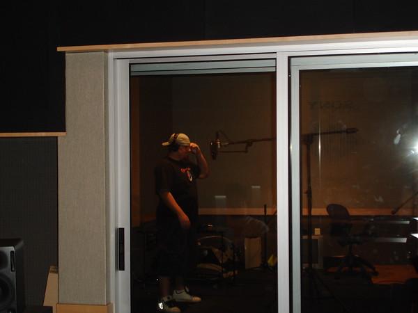 2005-11-20 High Tide in the Recording Studio