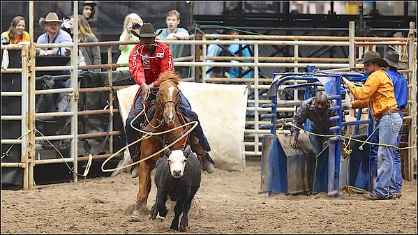 2018 Solo Roping