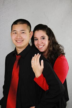Christina & Vinh// Engagement