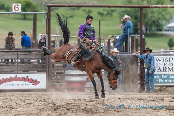 Methow Valley Rodeo 2016
