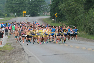 5K Start - 2014 Kayla O'Mara Memorial Road Race