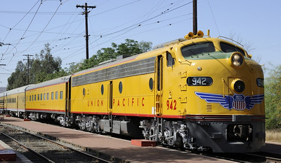 California: Orange Empire Railway Museum, 2013