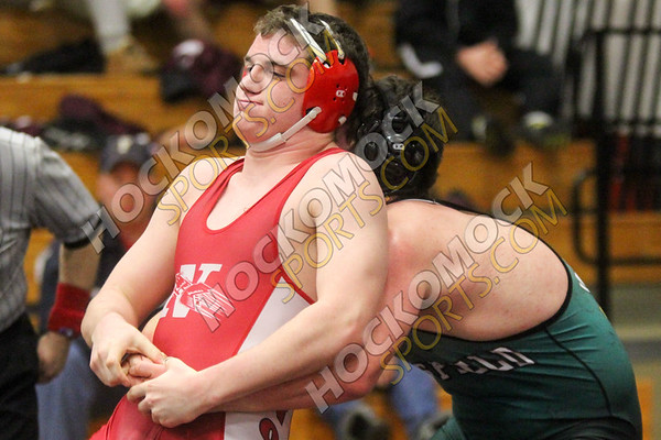 Hockomock League Wrestling Championships 2017 - 01-28-17
