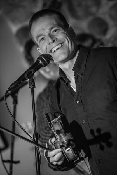 Brian Wicklund-The Barley Jacks-3 Crows, Delano