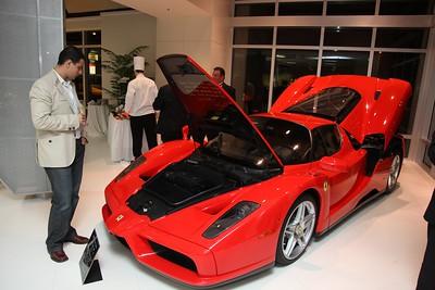 Ferrari of Tampa Bay Grand Opening
