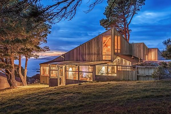 Larkspur, Sea Ranch, California