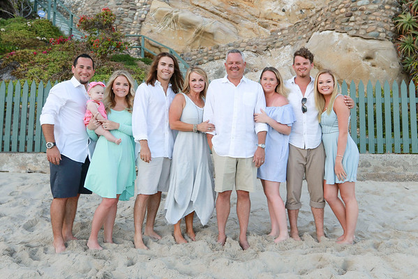 Jack and Sharon's Family