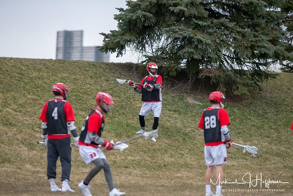 Boys Lacrosse vs Westfield (3/20/18)
