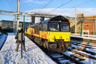 2010 - Colas Rail