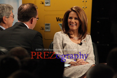 Michele Bachmann at Pella Manufacturing