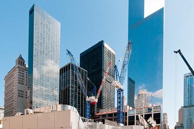 New York: Grand Central Terminal und Ground Zero