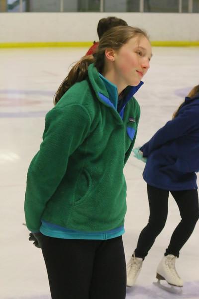 Union Arena Skating Club, Practice 2016
