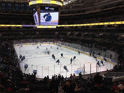2014 Sharks Hockey Game