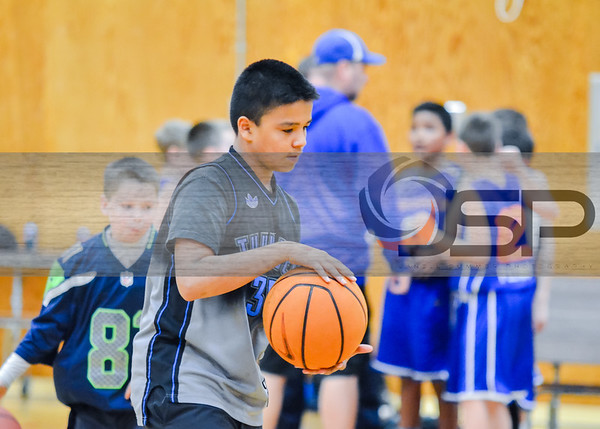 2014-1-7 Ferndale vs Hoopstar Basketball