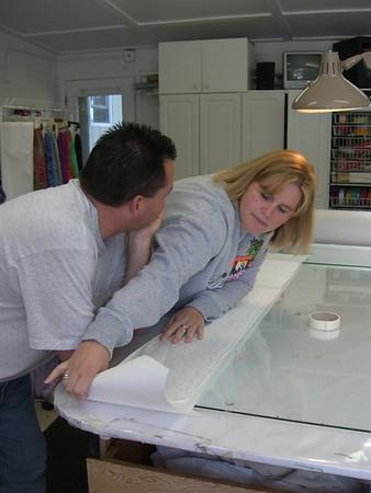 September 24, 2009 with Gabby