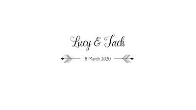 08.03 Lucy & Jack's Wedding