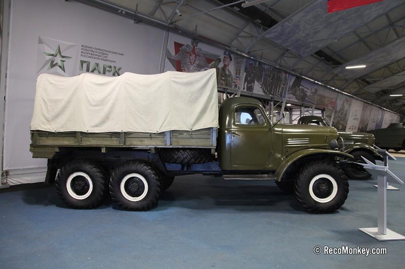 ZIL-157KD