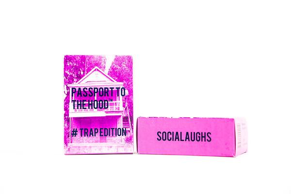 Passport To The Hood Volume 2 Cards