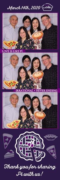 Chilan & Eric's Engagement Party 3.14.20
