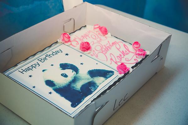 Rachel's Birthday Party | 04.17.2016