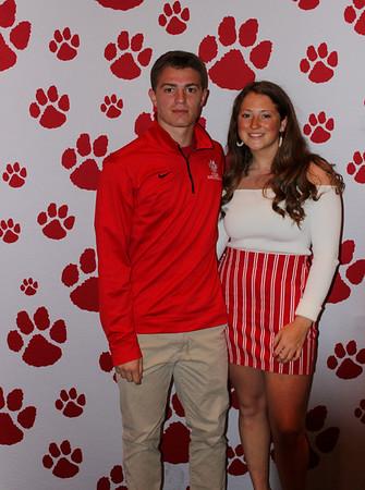 Red & White Gala