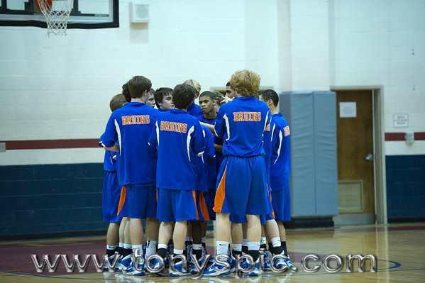 Bruins VS Woodland, Bartow (7-AAAA)* 1 Feb 2011