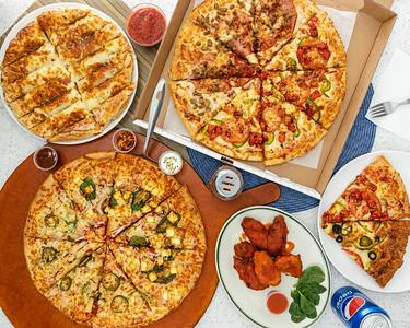 Pepperazzi Pizza