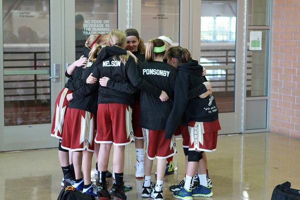 Cougars 6A Eden Priarie Tournament