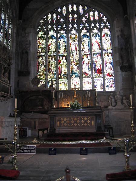 Hholy Trinity Church, Stratford-on-Avon