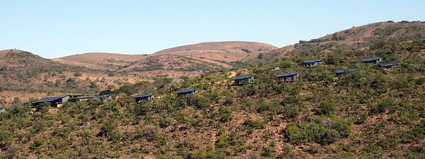 Hluhluwe Imfolozi Park - Rhino Ridge Lodge