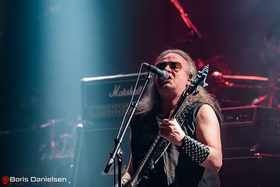 Aura Noir @ Inferno Metal Festival 2019.