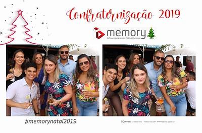 Confraternização Memory 2019