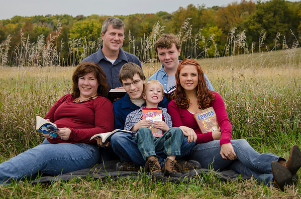Hagerman Family 2013