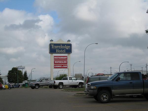 Saskatoon, SK to Minot, ND