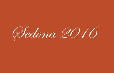 Sedona 2016