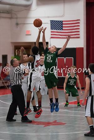 10-23-2014 Montmorency vs St. Andrew - 7-8 Grade